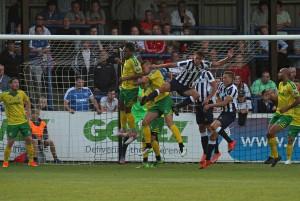 2016-07-26 MillwallH 05 defence