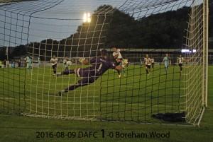 2016-08-09 DAFC 1-0 Boreham Wood