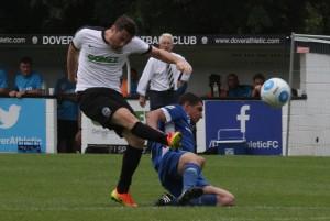 DAFC v North Ferriby United 13/08/2016