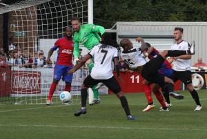 2016-08-29 AldershotH 26 goalmouth