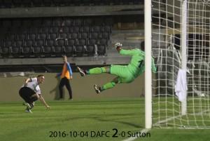 2016-10-04 DAFC 2-0 Sutton
