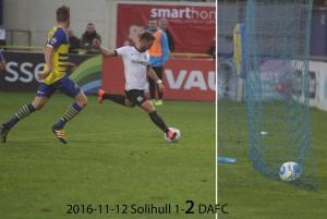 2016-11-12 Solihull 1-2 DAFC