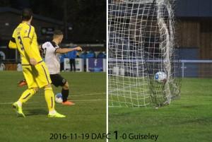 2016-11-19 DAFC 1-0 Guiseley
