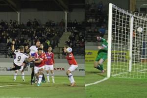 2016-12-03 DagenhamH 28 Miller goal