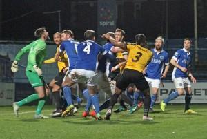 2017-01-10 MacclesfieldA 18 goalmouth