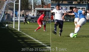 2017-03-25 Guiseley 0-1 DAFC
