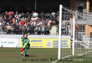 2017-04-01 DAFC 1-0 Gateshead