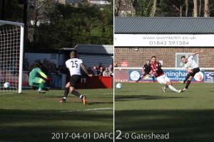 2017-04-01 DAFC 2-0 Gateshead