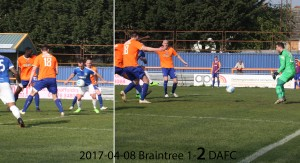 2017-04-08 Braintree 1-2 DAFC