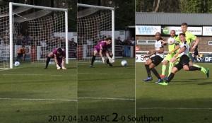2017-04-14 DAFC 2-0 Southport