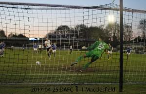 2017-04-25 DAFC 1-1 Macclesfield