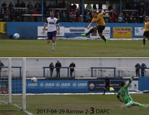 2017-04-29 Barrow 2-3 DAFC