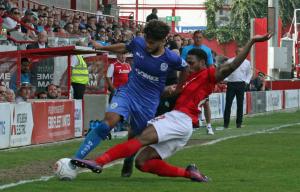 Ebbsfleet United v DAFC 22/04/19
