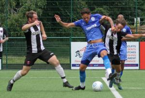 K Sports v DAFC 13/07/19