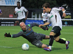 DAFC v Maidstone United 16/07/2019