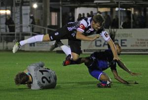 Maidenhead United v DAFC 24/09/19