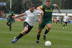 DAFC v Notts County 05/10/19