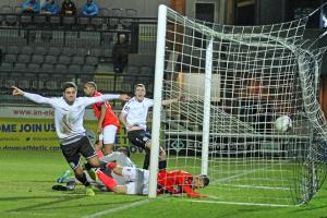 DAFC v Maidenhead United 26/11/19