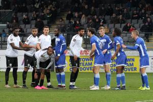DAFC v Hartlepool United 11/01/20