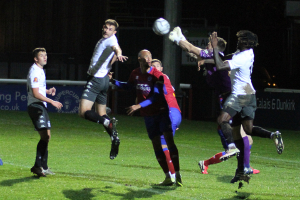 DAFC v Aldershot Town 13/10/20