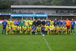 Hess Legends v Supporters 08/08/21