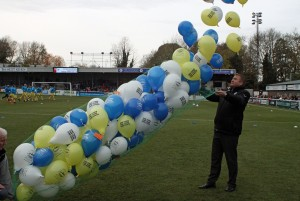 31 Balloons release