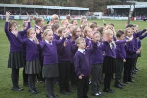 33 School Choir