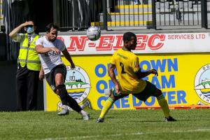 DAFC v Ashford United Pre-Season Friendly 17/07/21